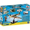 Fiat G55 Centauro Italian Air Force Cobi Historical Collection 270 pieces