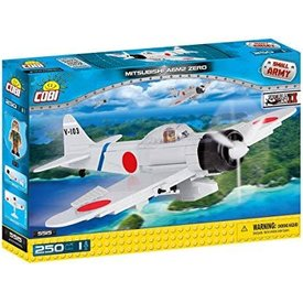 Cobi Mitsubishi A6M2 Zero Japan IJA 250 pieces