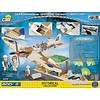 Supermarine Spitfire Tropical Desert Airstrip Historical Collection Cobi Construction Toy 400 pieces 2 figures