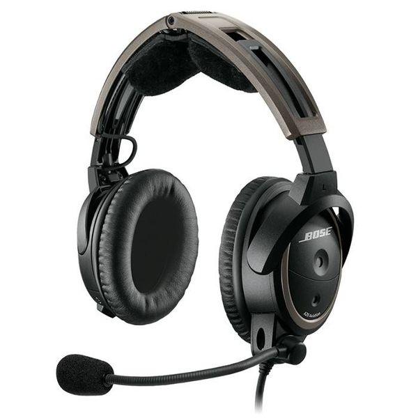 Bose A20 Headset, No Bluetooth,  Airbus 5 pin XLR jack