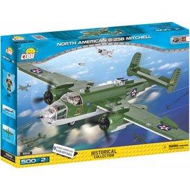Cobi B25B Mitchell USAAF Construction Toy 500 pieces
