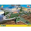 North American B25 Mitchell MkII RAF Royal Air Force Historical Collection Cobi Construction Toy 500 pieces