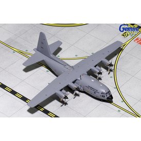 Gemini Jets C130H Hercules Royal Thai Air Force Grey 60109 1:400