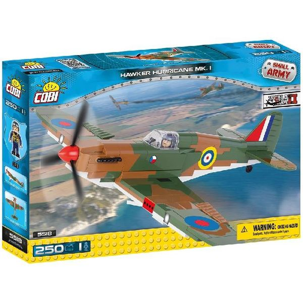 Cobi Hawker Hurricane RAF Cobi Historical Collection 250 Pieces