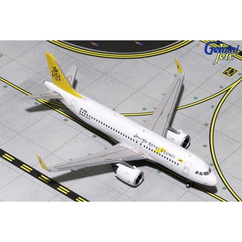 A320neo Royal Brunei V8-RBA 1:400