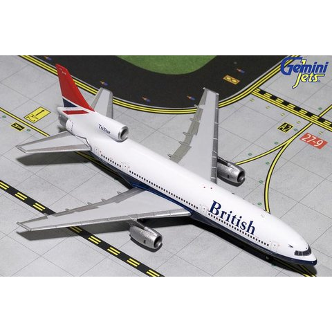 L1011-1 British Airways Negus Livery G-BBAG 1:400