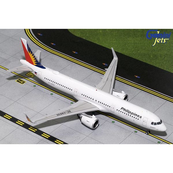 Gemini Jets A321neo Philippines Airlines RP-C9907 1:200 with stand