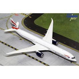 Gemini Jets A350-1000 British Airways Union livery G-XWBA 1:200 with stand