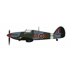 Hobby Master Hawker Hurricane IIc 1 Sqn.RAF Night Reaper 1:48