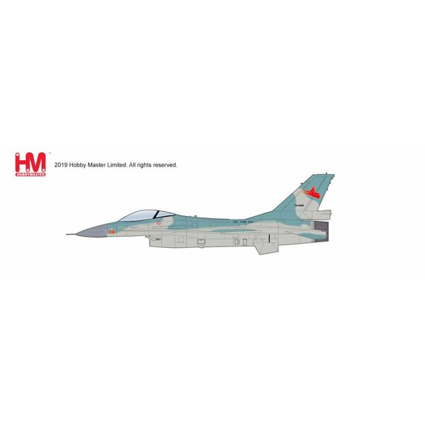 Hobby Master F16A Block 15 TS-1608 TNI-AU Indonesian Air Force 2001 1:72 with stand