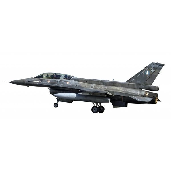 Calibre Wings F16D Fighting Falcon 337 Ghost Squadron Hellenic Air Force Razorback 00 1:72+ NEW TOOLING!+