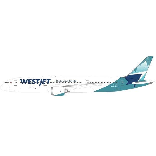 InFlight B787-9 Dreamliner Westjet New c/s C-GUDH 1:200