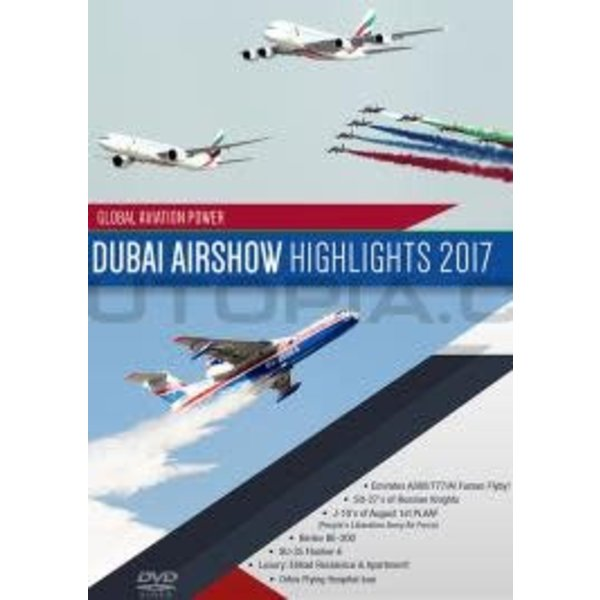 Air Utopia DVD Dubai Airshow 2017 Highlights #149