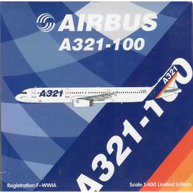 HYJL Wings A321-100 Airbus House Livery F-WWIA 1:400