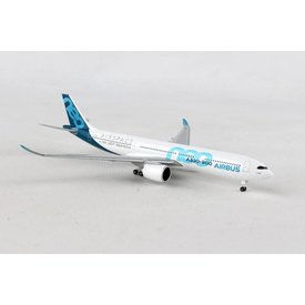 Herpa A330-900neo Airbus House Livery Airspace 1:500 with stand