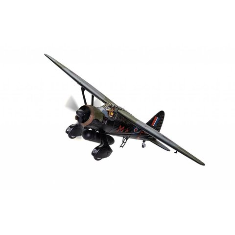 Lysander Mk.IIIA(SD) 161 Squadron RAF Special Operations MA-E V9822 1:72 with stand