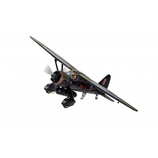 Corgi Lysander Mk.IIIA(SD) 161 Squadron RAF Special Operations MA-E V9822 1:72 with stand