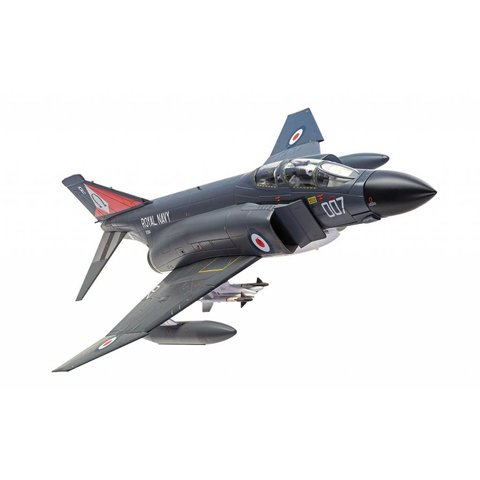 F4K Phantom FG1 No.892 NAS HMS Ark Royal FAA XT864 R-007 November 1978 1:48 with stand NEW MOULD