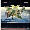 Gladiator Mk.I 80 Squadron RAF F/O Wykeham-Barnes L8009 YK-I Sidi Barrani Egypt 1940 1:72 with stand**o/p**