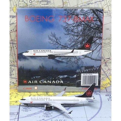 B737 MAX8 Air Canada C-FSJH 1:400