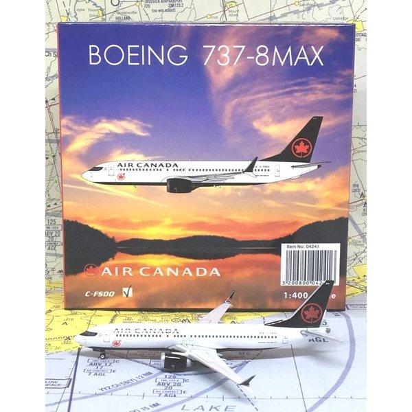 Phoenix B737 MAX8 Air Canada C-FSDQ 1:400