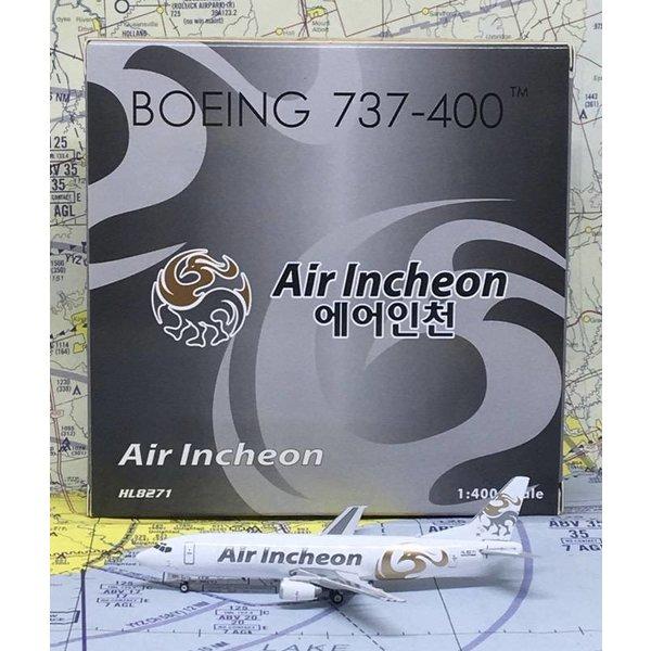 Phoenix B737-400F Air Inchon Cargo HL8271 1:400