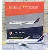 B777-300ER LATAM New Livery 2016 PT-MUI 1:400