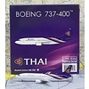 B737-400 Thai Airways Old Titles HS-TDG 1:400