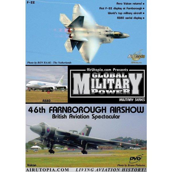 Air Utopia DVD 46th Farnborough Airshow 2008 #67