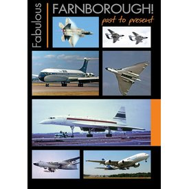 Air Utopia DVD Fabulous Farnborough Airshow: Past-Pres.#129