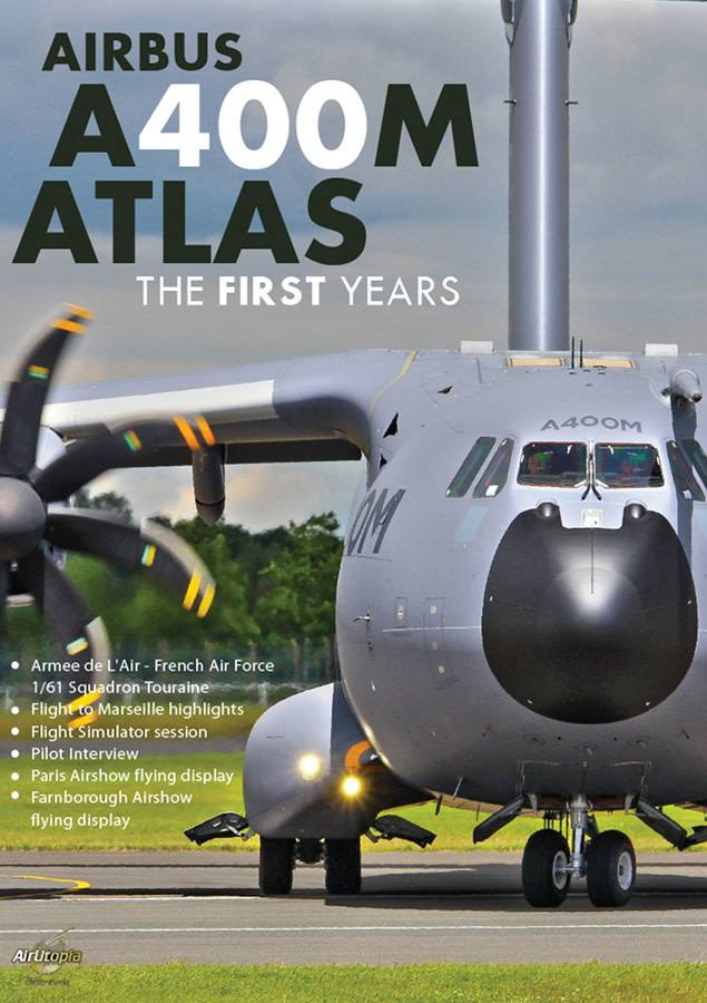 DVD A400M Atlas: The First Years: French Air Force #132