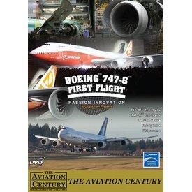 Air Utopia DVD Boeing 747-8 First Flights #98