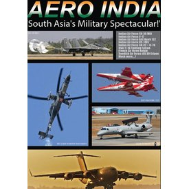 Air Utopia DVD Aero India 2017: South Asia Mil.Spectacular #143