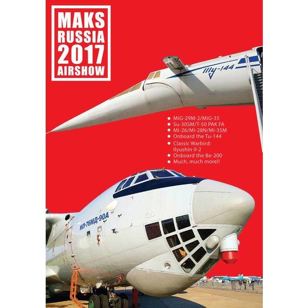 Air Utopia DVD MAKS Russia 2017 AirShow #147