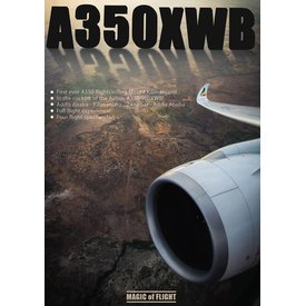 Air Utopia DVD Airbus A350 XWB: Ethiopian Airlines: Magic of Flight #148