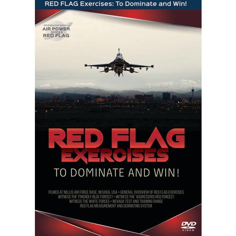 DVD Red Flag Exercises: To Dominate and Win #161