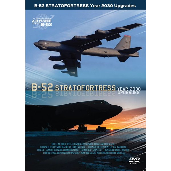 Air Utopia DVD Boeing B52 Stratofortress: Year 2030 Upgrades #156