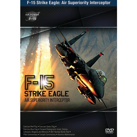 DVD F15E Strike Eagle: Air Superiority Interceptor#159