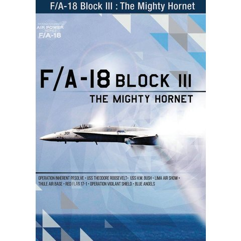 DVD F/A18 Block III: The Mighty Hornet #160
