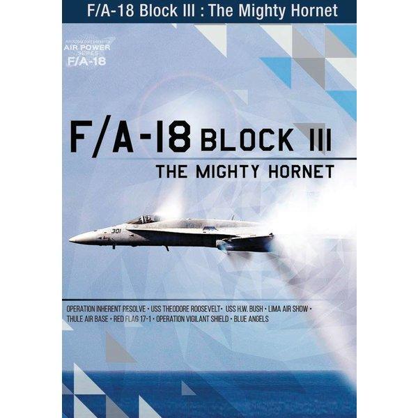 Air Utopia DVD F/A18 Block III: The Mighty Hornet #160