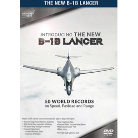 Air Utopia DVD Introducing the B1B Lancer: 50 World Records #167