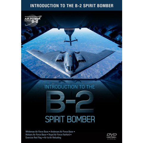DVD Introduction to the B2 Spirit Bomber: #168