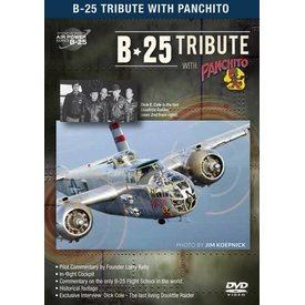 Air Utopia DVD B25 Mitchell Tribute with Panchito #164