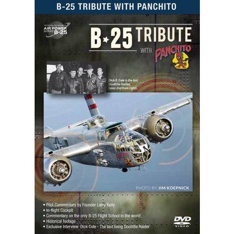 DVD B25 Mitchell Tribute with Panchito #164