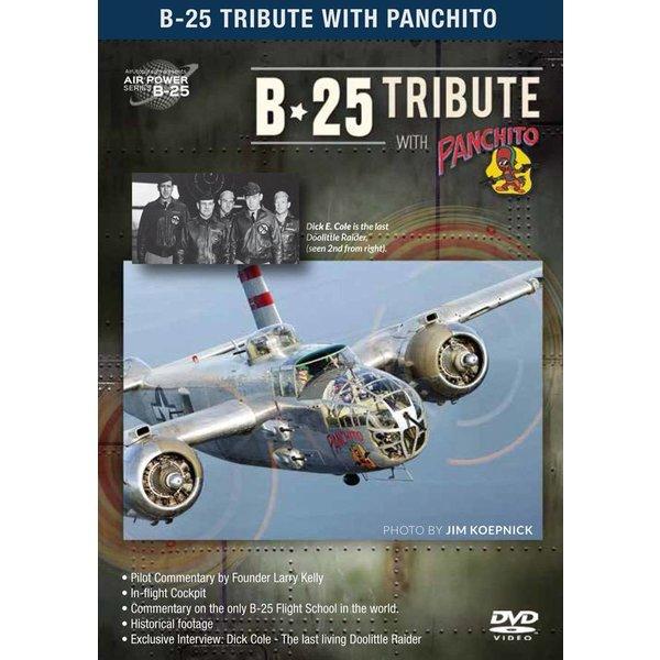 Air Utopia DVD B25 Mitchell Tribute with Panchito #164