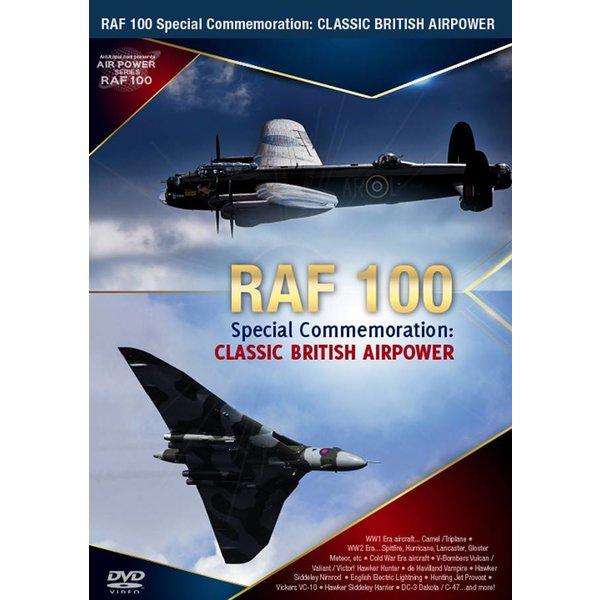 Air Utopia DVD RAF 100: Classic British Airpower #162