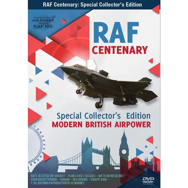 Air Utopia DVD RAF Centenary: Modern British Airpower #163