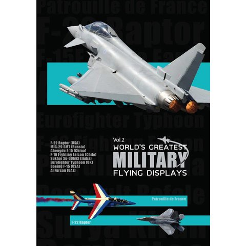 DVD World's Greatest Military Flying Displays: Volume 2 #140