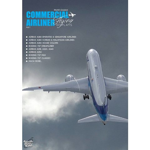DVD World's Greatest Commercial Flying Displays #137