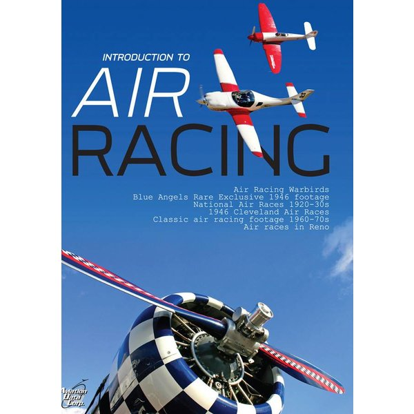 Air Utopia DVD Introduction to Air Racing #138